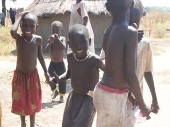 sudanesische Kinder