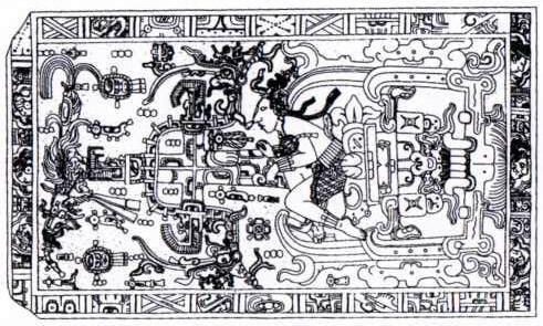 maya pakal palenque