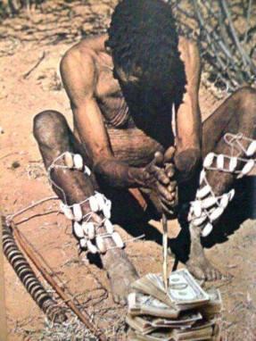 geld papier